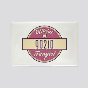 Official 90210 Fangirl Rectangle Magnet