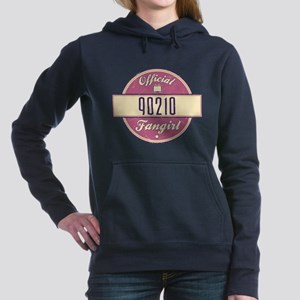 Official 90210 Fangirl Woman's Hooded Sweatshirt