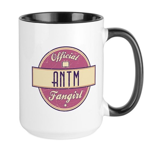 Official ANTM Fangirl Large Mug