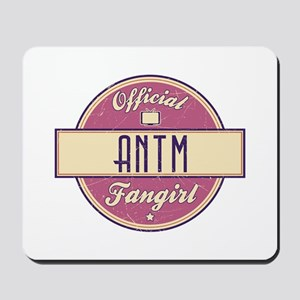 Official ANTM Fangirl Mousepad