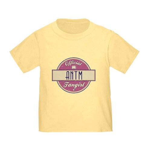 Official ANTM Fangirl Infant/Toddler T-Shirt