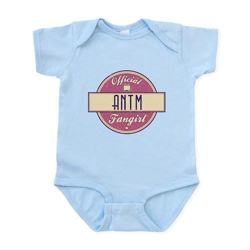 Official ANTM Fangirl Infant Bodysuit
