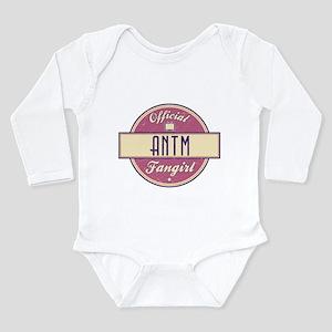 Official ANTM Fangirl Long Sleeve Infant Bodysuit
