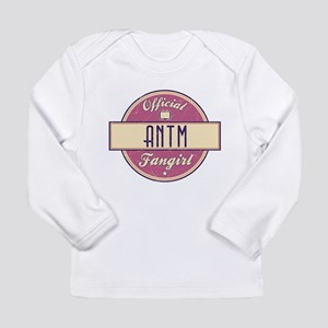 Official ANTM Fangirl Long Sleeve Infant T-Shirt