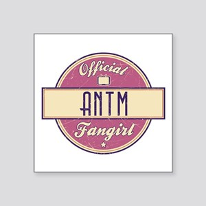 """Official ANTM Fangirl Square Sticker 3"""" x 3"""""""