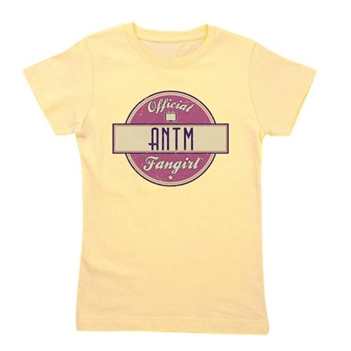 Official ANTM Fangirl Girl's Tee