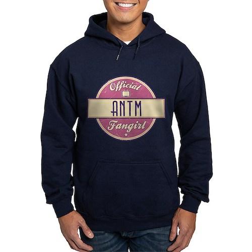 Official ANTM Fangirl Dark Hoodie
