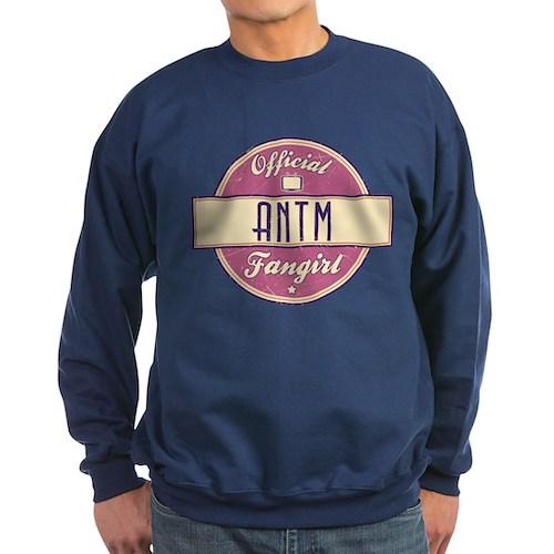 Official ANTM Fangirl Dark Sweatshirt