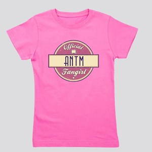 Official ANTM Fangirl Girl's Dark Tee