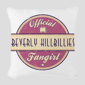 Official Beverly Hillbillies Fangirl Woven Throw P
