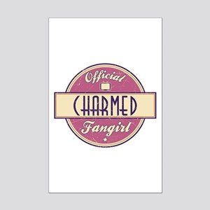 Official Charmed Fangirl Mini Poster Print