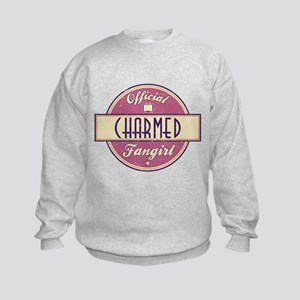 Official Charmed Fangirl Kids Sweatshirt