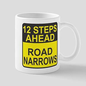 Road Narrows Mugs