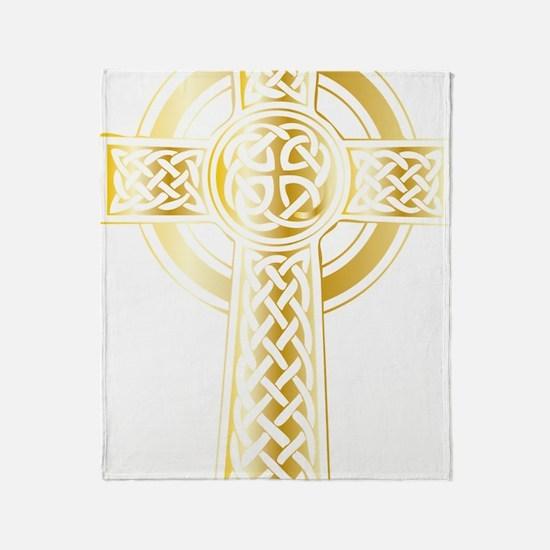Celtic Kross Throw Blanket