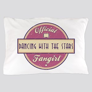Official Dancing With the Stars Fangirl Pillow Cas
