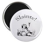 Irish Toast Wine Magnet