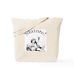 Irish Toast Wine Tote Bag