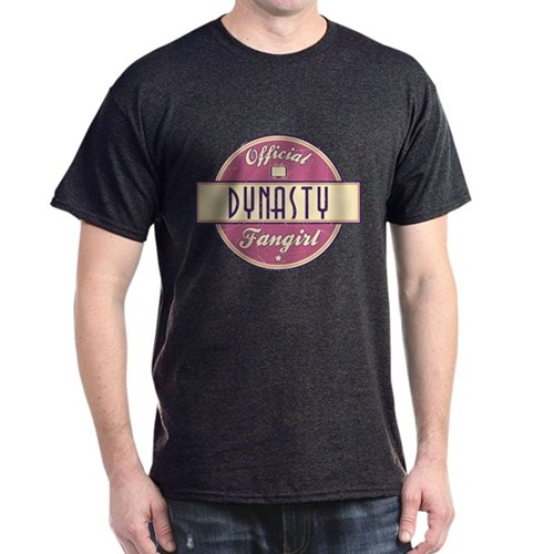Official Dynasty Fangirl Dark T-Shirt
