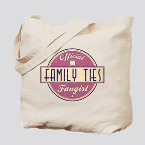 Official Family Ties Fangirl Tote Bag
