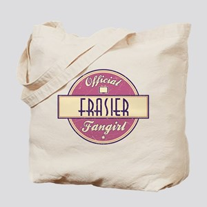 Official Frasier Fangirl Tote Bag