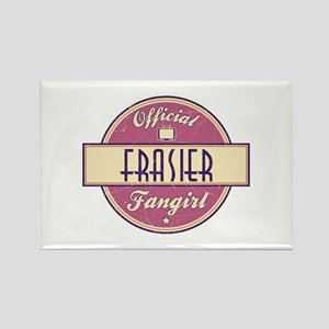 Official Frasier Fangirl Rectangle Magnet