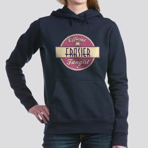 Official Frasier Fangirl Woman's Hooded Sweatshirt