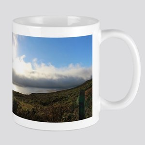 Big Sur Fog Mugs