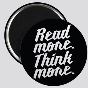 Read More Think More Magnets