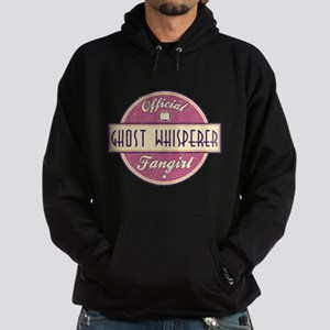 Official Ghost Whisperer Fangirl Dark Hoodie