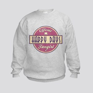Official Happy Days Fangirl Kids Sweatshirt