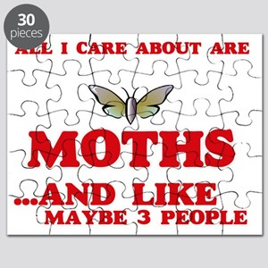 All I care about are Moths Puzzle