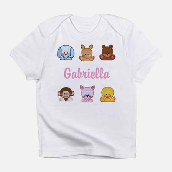 Cute Animals Infant T-Shirt