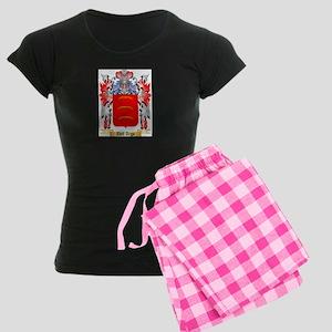 Dell Argo Women's Dark Pajamas