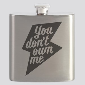 You Dont Own Me Flask