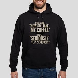 my coffee Hoodie