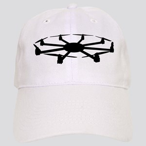 Octocopter Pilot Baseball Cap