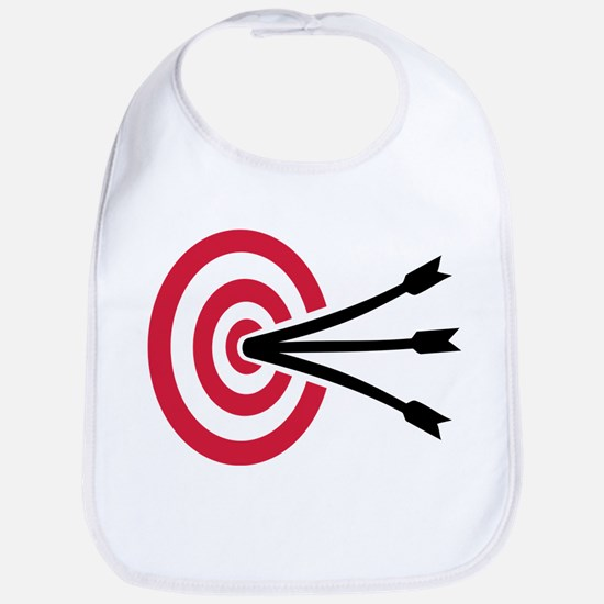 Archery target Bib