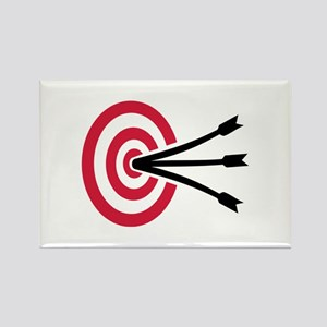 Archery target Rectangle Magnet