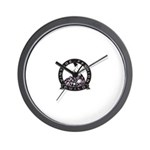 Vfglogo70 Wall Clock