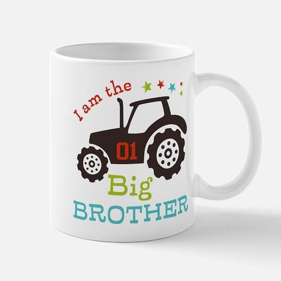 Big Brother Farmer Tractor Mugs