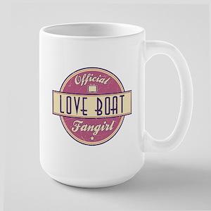 Official Love Boat Fangirl Large Mug
