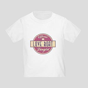 Official Love Boat Fangirl Infant/Toddler T-Shirt
