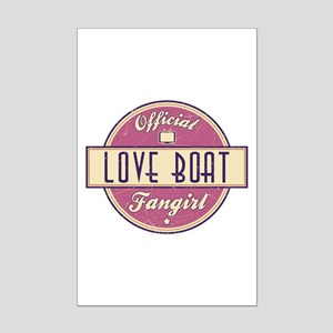 Official Love Boat Fangirl Mini Poster Print