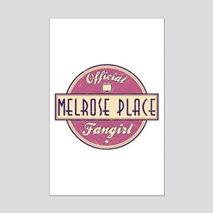Official Melrose Place Fangirl Mini Poster Print