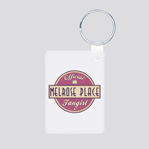 Official Melrose Place Fangirl Aluminum Photo Keyc