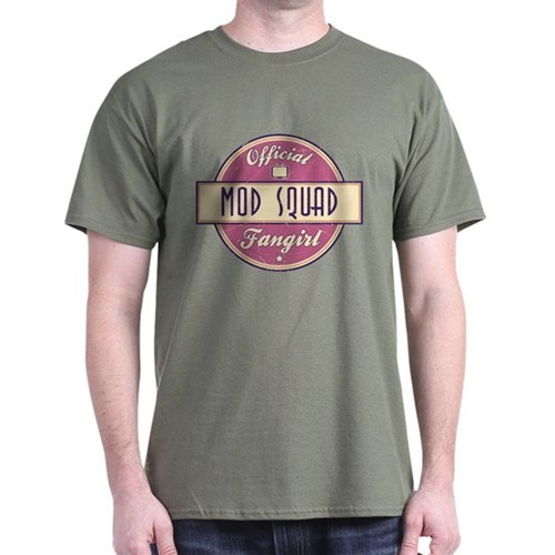 Official Mod Squad Fangirl Dark T-Shirt