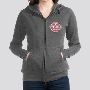 Official Mork and Mindy Fangirl Women's Zip Hoodie