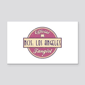 Official NCIS: Los Angeles Fangirl Rectangle Car M