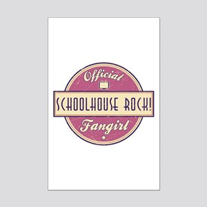 Official Schoolhouse Rock! Fangirl Mini Poster Pri