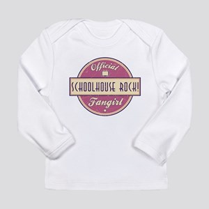 Official Schoolhouse Rock! Fangirl Long Sleeve Inf